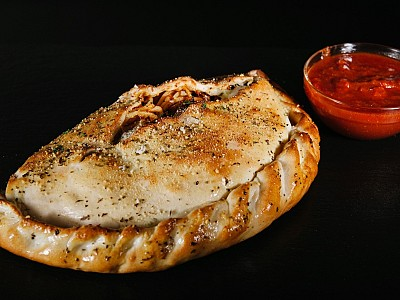 The Vesuvius Calzone